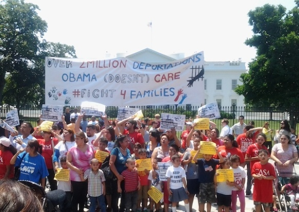White House Rally
