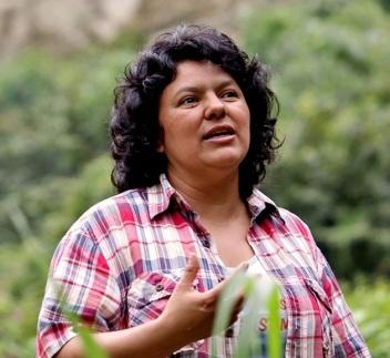 Berta Caceres Picture